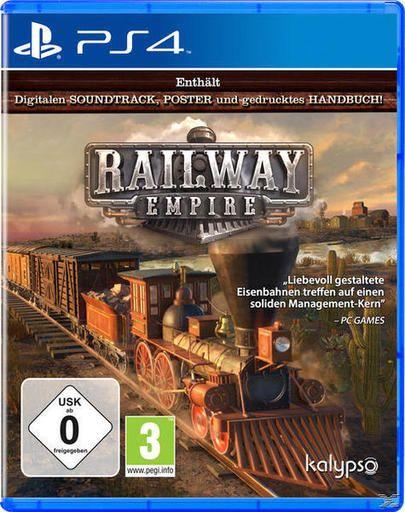 [PS4][Xbox] Railway Empire