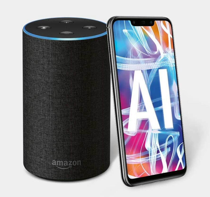 Huawei Mate 20 lite vorbestellen und gratis Amazon Echo dazu bekommen