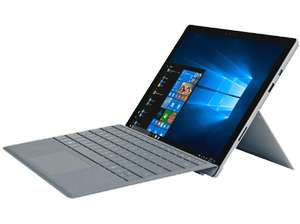 Surface Pro i5/128/8 + Alcantara Type Cover Bundlepreis