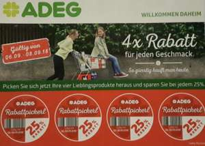 [ADEG] -25% Sticker ab 6.9.