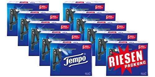 www.AMAZON.de - Der Winter naht -  Tempo Taschentuch Tempo Standard, Riesenpackung (10x30 Packungen á 10 Tücher) für € 17,05 bei 5 aktiven Spar-Abos