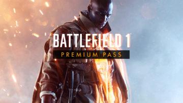 GRATIS* Battlefield 1 Premium Pass  (PS4/PC/XB1)