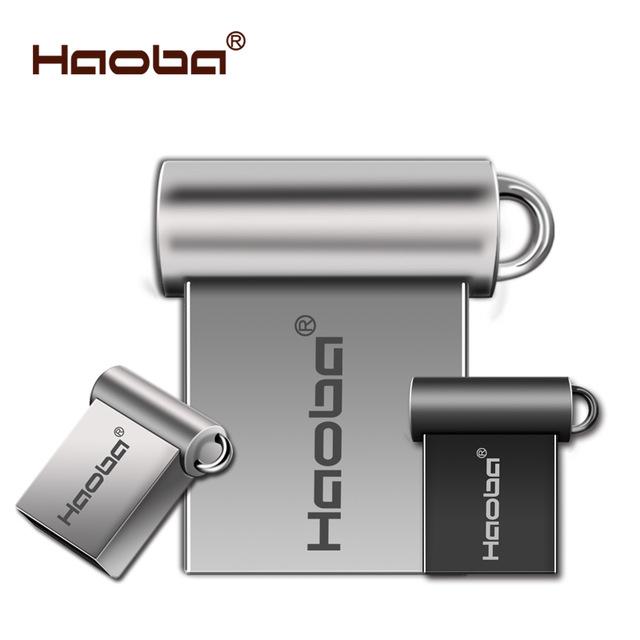 [AliExpress] 64GB USB Mini Metall Flash Drive für nur €3,57 (€3.53 im Ali App)
