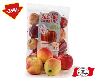 Äpfel aus Österreich 2kg - HOFER