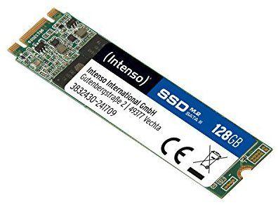 "Intenso interne SSD, 128GB ""M.2 SATA III"" für 23,18"
