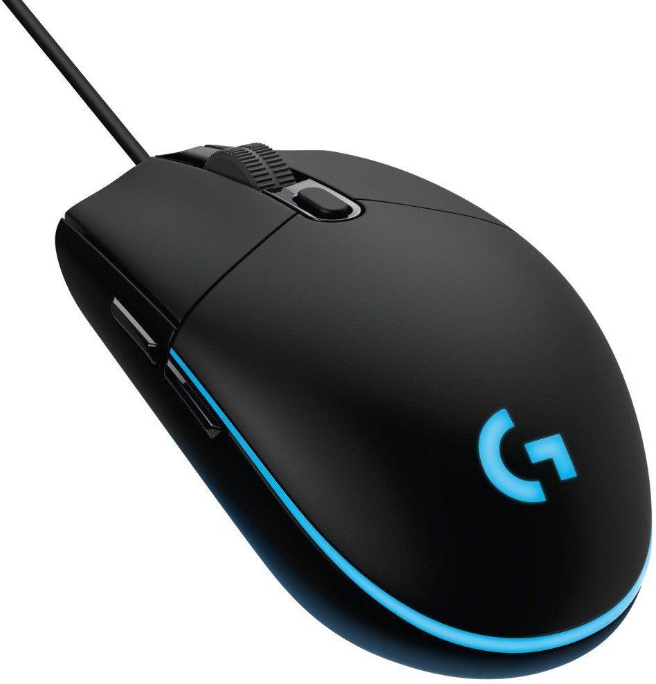 Logitech G203 kabelgebundene Gaming Maus (Optische 6000 dpi, mit 16,8 Mio-Farb-LED-Anpassung) für 22,19€