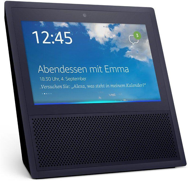 Amazon Echo Show in Schwarz oder Weiß für 121€