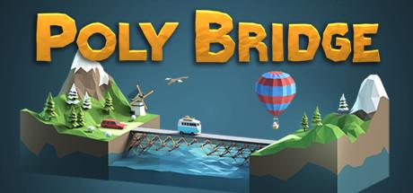 Poly Bridge (Brückenbau-Spiel) für 2,45€