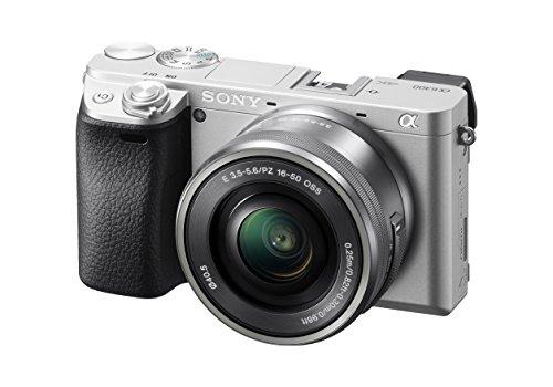 Sony Alpha 6300 im Kit mit SELP1650 für 682,12€