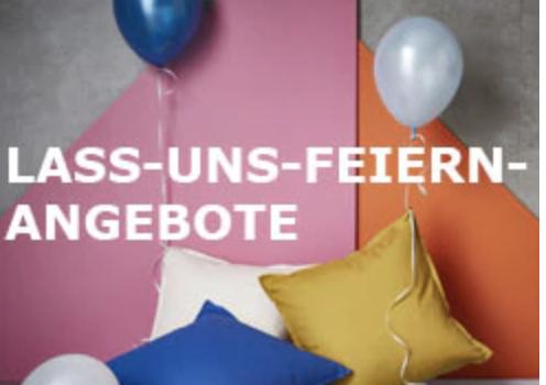 Ikea Family: -20% auf VÅGSJÖN Serie/ NATTJASMIN Sets/ FANBYN Armlehnstuhl/ FLEKKE Tagesbettgestell