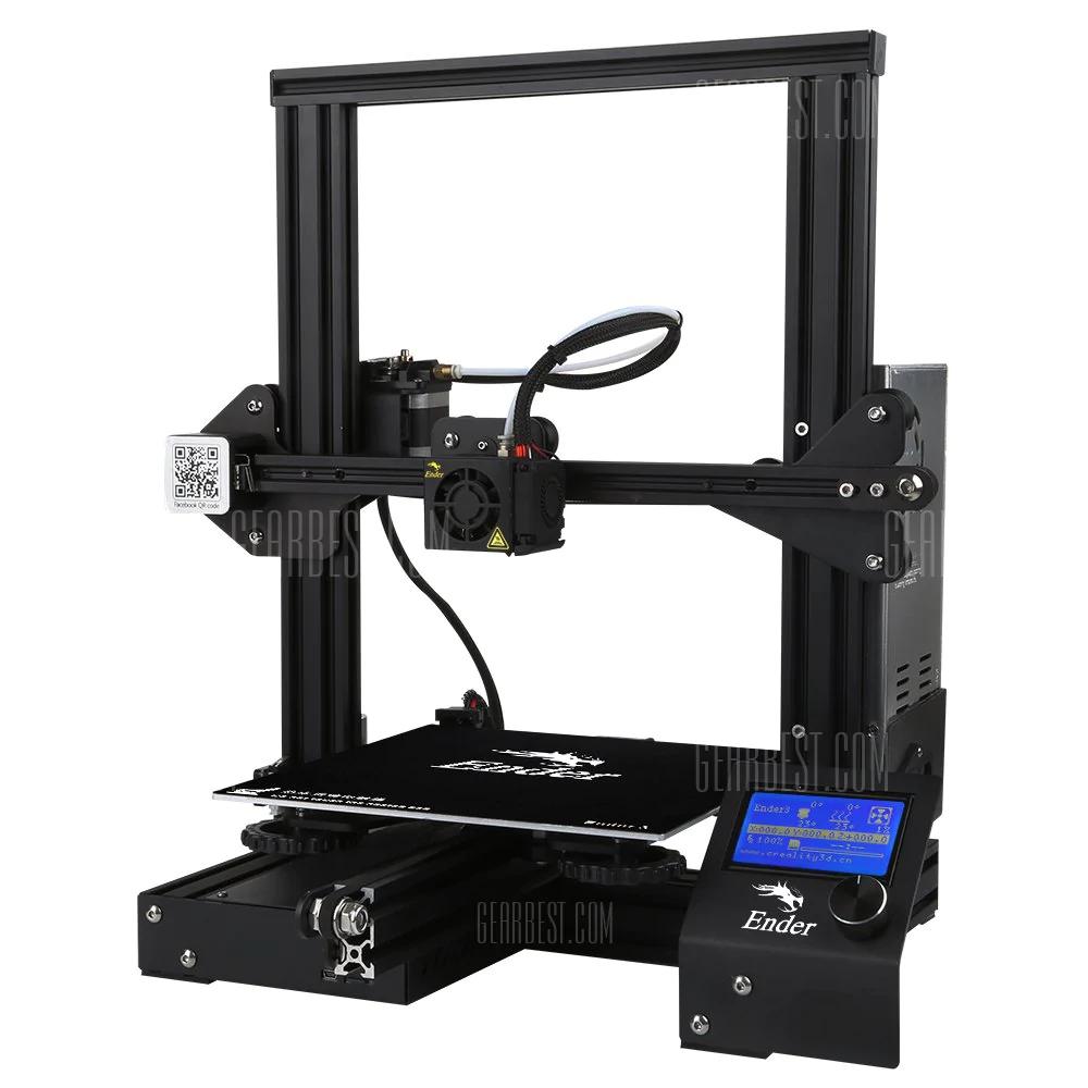 [Gearbest] Creality3D Ender 3D Drucker