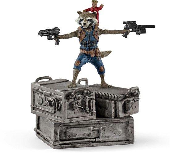 Verschiedene Sammelfiguren bei Gamestop für 5€ z.b. Guardians of the Galaxy 2- Figur Rocket & Groot oderGolden Crash - Figur TOTAKU