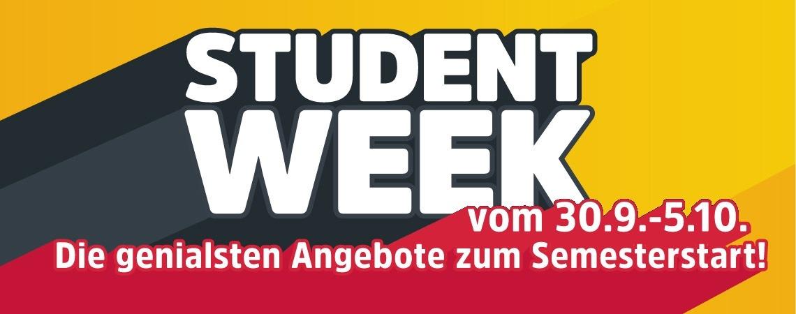 iamstudent STUDENT WEEK vom 30.9-5.10: Media Markt, Acer, Möbelix, Mömax, Thalia,...