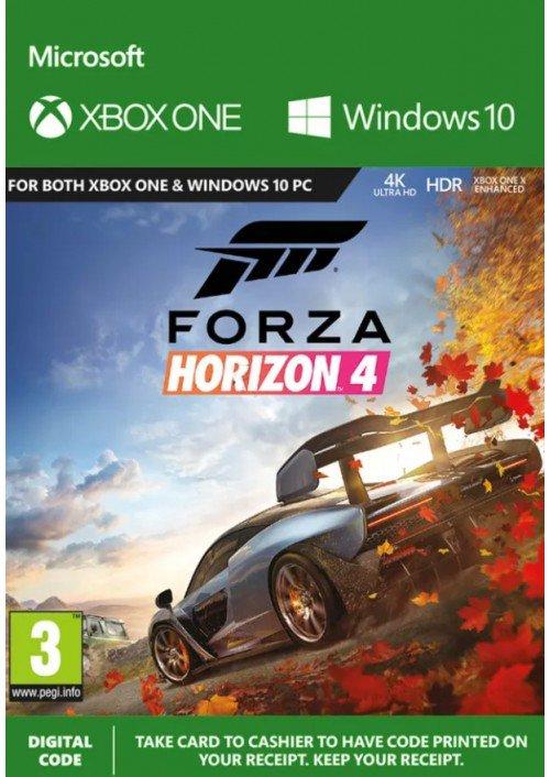 [cdkeys.com] Forza Horizon 4 (Xbox One/PC Win 10) - Xbox Play anywhere