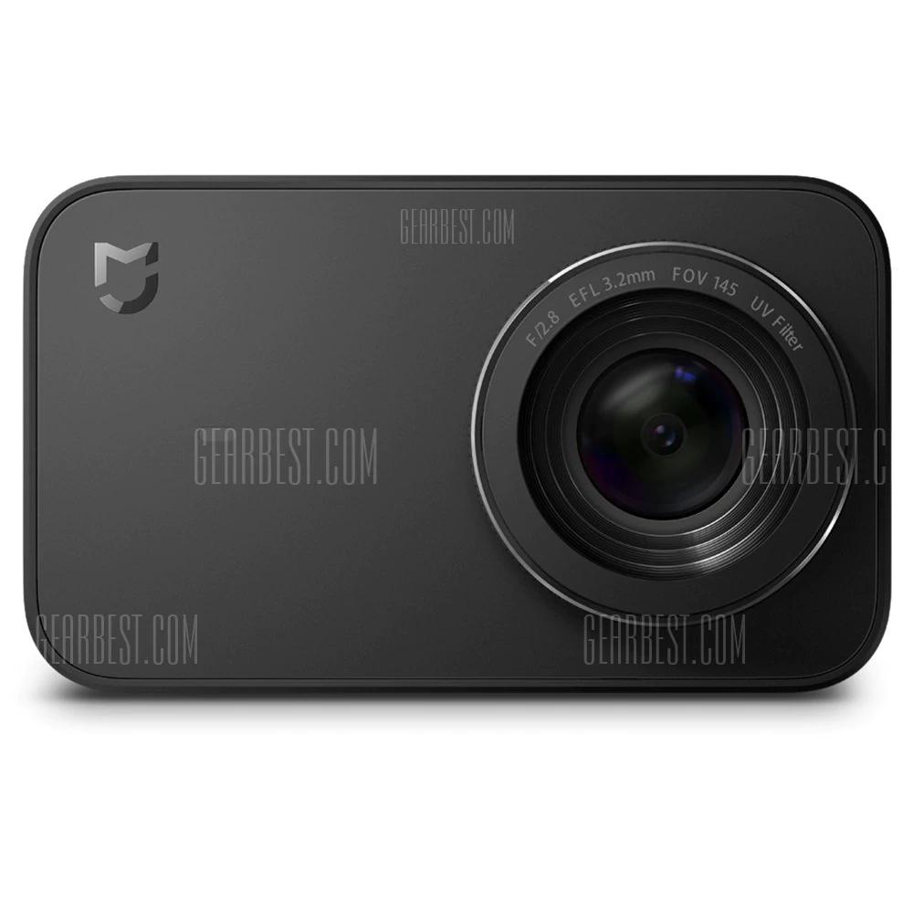 [Gearbest] Xiaomi Mijia 4k Mini Camera