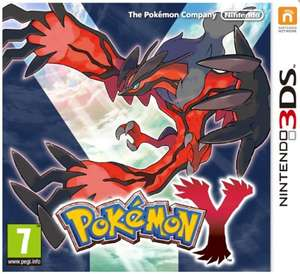 Amazon.it: Pokemon - Y (Nintendo 3DS), um 22,01€