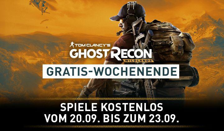 (PS4/XBOX/PC) Ghost Recon Wildlands - Gratis Wochenende