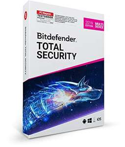 Bitdefender Internet Security 2019 (für Windows, Mac OS, Android) 1-Platz-Lizenz
