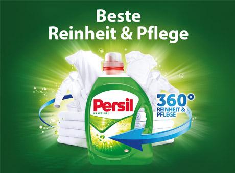Persil ab 24 Waschgänge €3,99 mit Marktguru Cashback