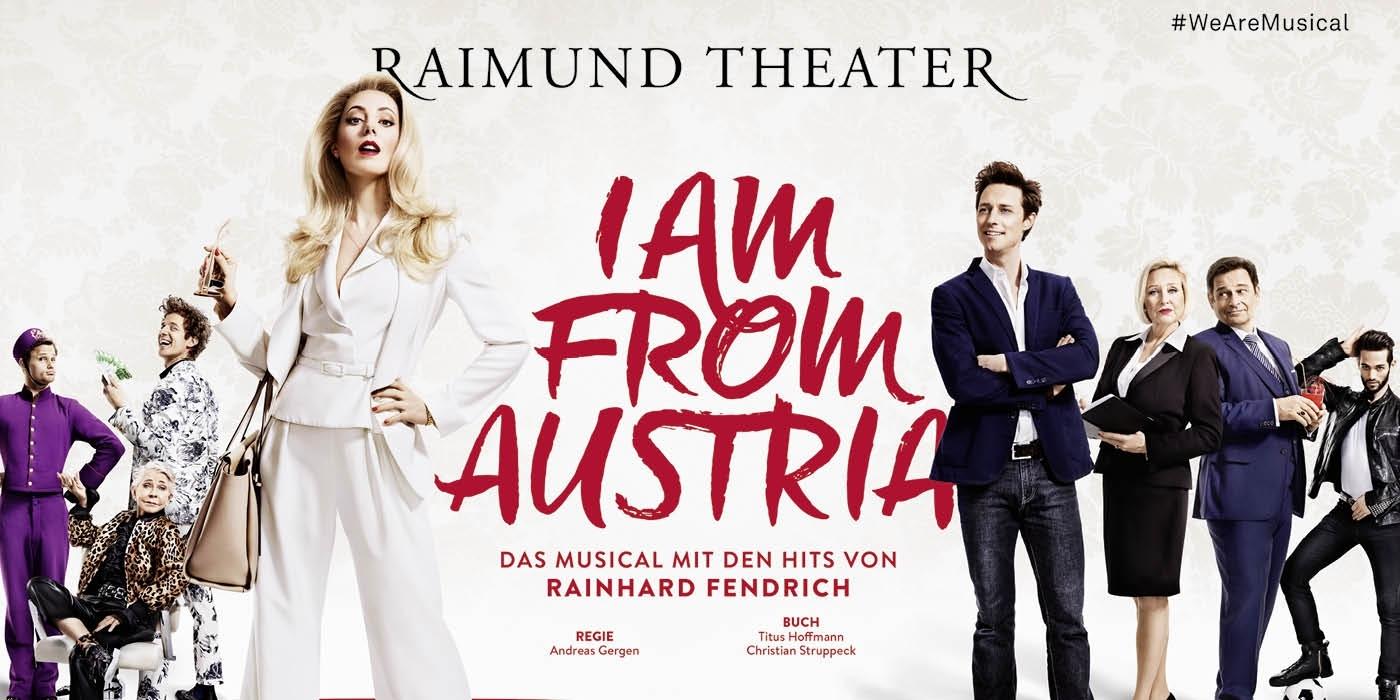 [wien-ticket] 50% Rabatt auf I Am From Austria und 25% auf Bodyguard