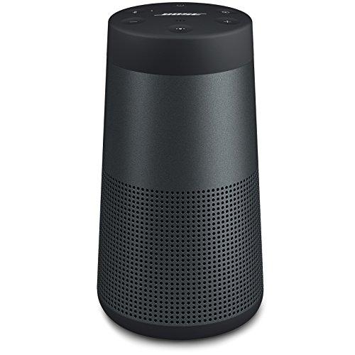 Bose Soundlink Revolve Bluetooth Lautsprecher in Silber und Schwarz - Bestpreis