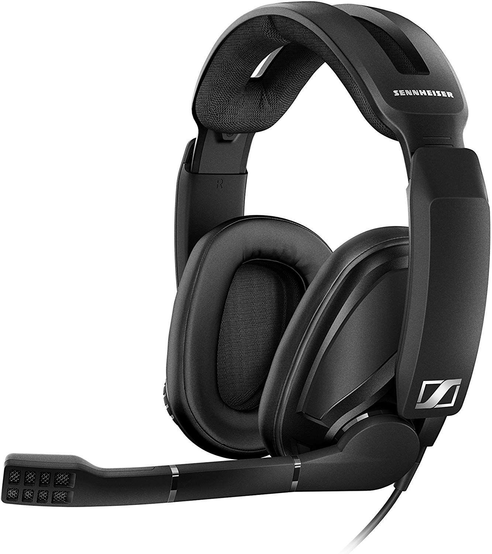 Sennheiser Kopfhörer GSP 302schwarz für 20,51€