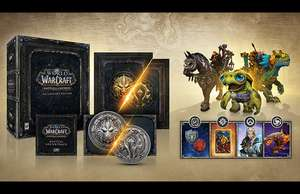 www.amazon.de  World of WarCraft - Battle for Azeroth - Collector's Edition (Add-on) (MMOG) (deutsch) (PC/MAC) für € 84,73