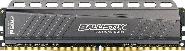 Ballistix Tactical BLT8G4D30AETA 8GB Speicher (DDR4, 3000 MT/s, PC4-24000, DR x8, DIMM, 288-Pin) für 76,26€