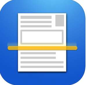 Smart PDF Scanner: Scan Documents and Receipts (iOS) Kostenlos im AppStore