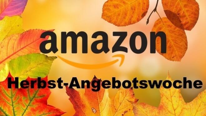 Amazon Herbst-Angebote-Woche