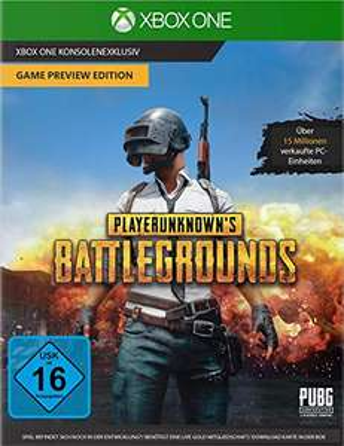Playerunknown's Battlegrounds - Game Preview Edition (Xbox One) für 5,99€