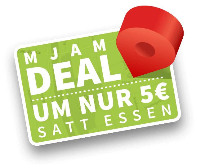 (Linz) MJAM €5 Deals