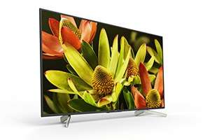 Sony KD-60XF8305 152 cm (60 Zoll) Fernseher (Android TV, 4K HDR, Ultra HD, Smart TV mit Sprachsteuerung) [Energieklasse A]