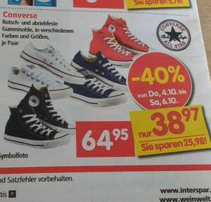 Converse Interspar