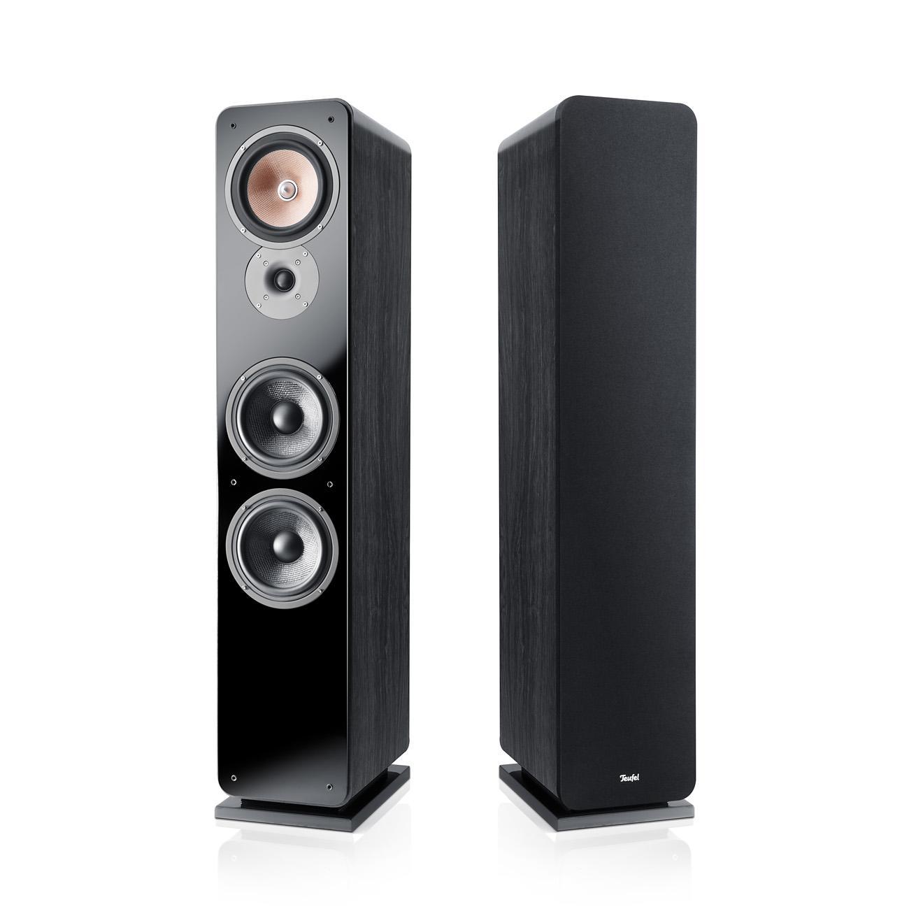Teufel Ultima 40 Mk2 (2017) 2.0 Stereo HiFi Stand-Lautsprecher (Paar) für 333€