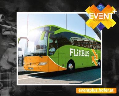 [Hofer] Flixbus Gutscheine für 1.700 Ziele zum Fixpreis von €13,90