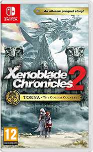 [gameware.at] [switch] Xenoblade Chronicles 2: Torna - The Golden Country (EU-Import)