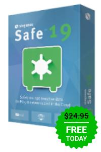 [GotD] Steganos Safe 19 kostenlos