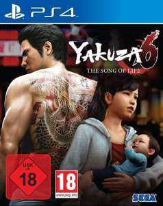 [gameware.at] [PS4] Yakuza 6: The Song of Life Essence of Art Edition