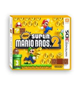 Amazon.it: New Super Mario Bros 2 (Nintendo 3DS) um 23,55€
