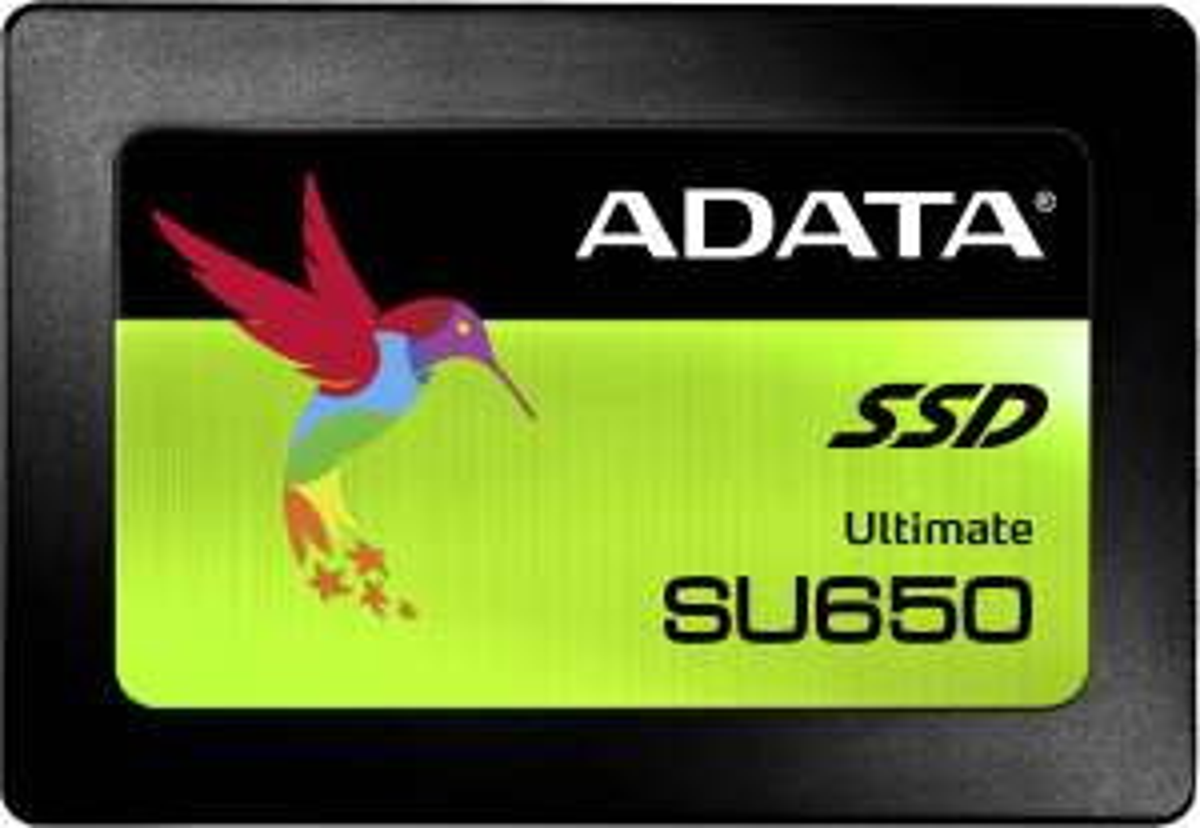 ADATA SSD intern 2,5 Ultimate SU650 480GB um €52.99