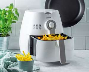 HOFER - Philips Airfryer Heißluftfritteuse