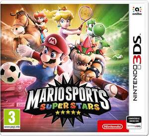 Amazon.it: Mario Sports Superstars (Nintendo 3DS) um 23,55€