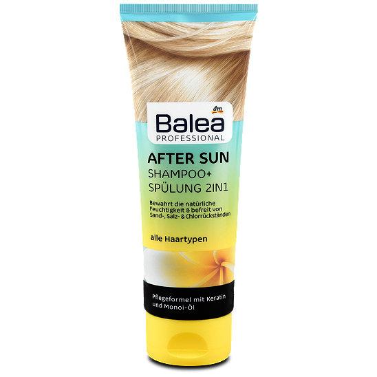 DM: Balea Professional 2in1 After Sun Shampoo + Spülung
