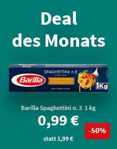 Spagetti Barilla