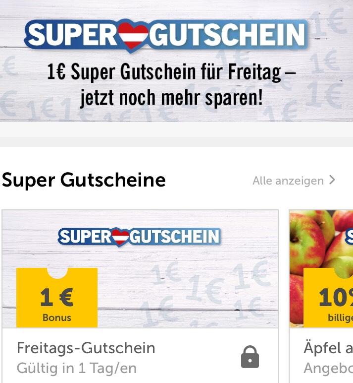 Lidl 1,- € am Freitag geschenkt - in der Lidl Plus App