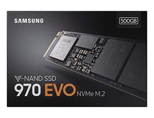 Samsung SSD 970 EVO 500GB