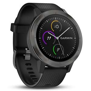 Amazon.it: Garmin Vivoactive 3, gunmetal, um 172,79€