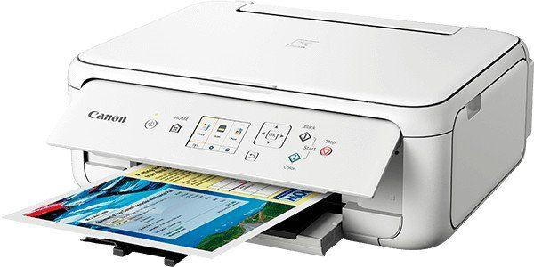 (Abverkauf?) Canon PIXMA TS5151 weiß, Multifunktionsdrucker - Gratisversand