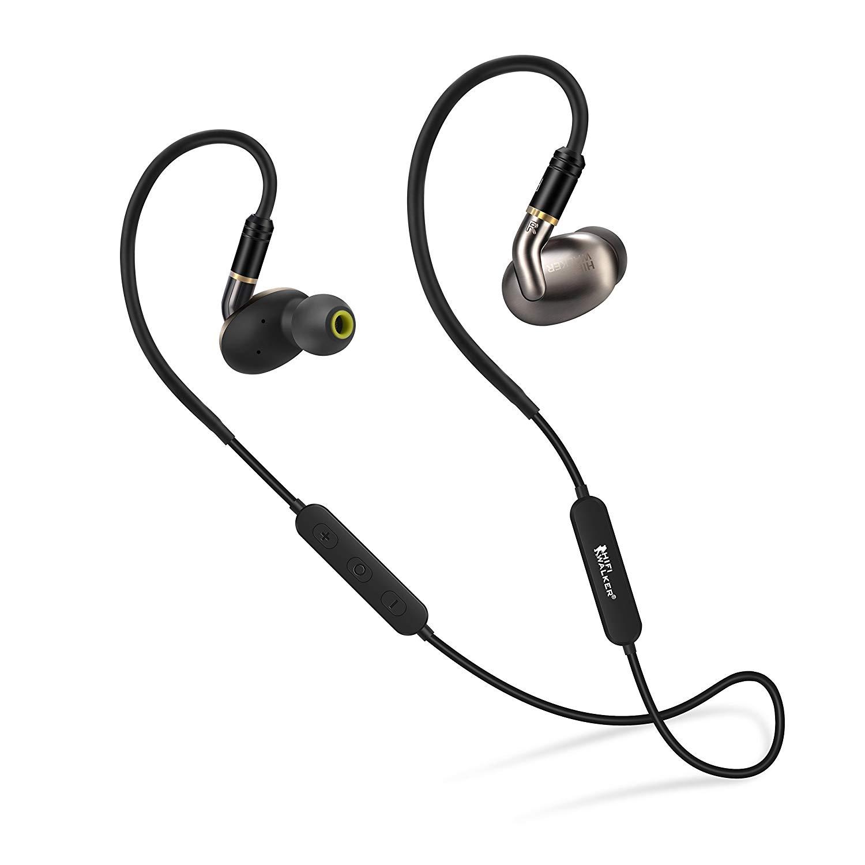 [Amazon.de] HIFI WALKER A7 Air Bluetooth Triple Treiber Kopfhörer für 2,43 € (-95 %) (nur für ausgewählte Kunden!)